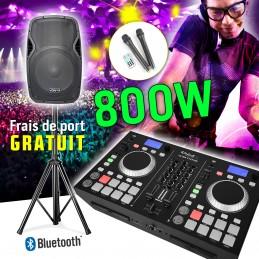 """Mobile speaker 800W 15 """"SD..."""