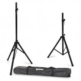 Pack of 2 tripod speaker...