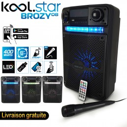 Speaker battery Koolstar...