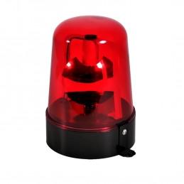Jeu de lumière - Gyrophare Party Light 220V - Rouge - BOOST JDL009R