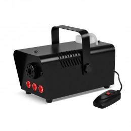 Mini Machine à fumée à LEDs rouges 400W + + Télécommande et érier fixation