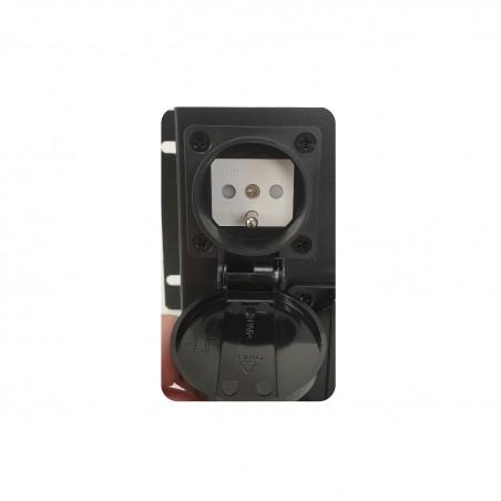 Dispatching Boitier de communication LC1010F pour jeu de lumière 10 voies + flash - 3680W