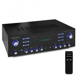 Amplificateur surround Fenton AV340BT 5 canaux - Bluetooth USB