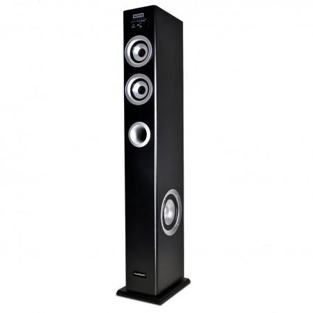 Madison CENTER100 MAD-BK-amplified multimedia Madison Black Column 100W - FM / USB / SD / BLUETOOTH