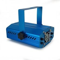 Mini double laser rouge et vert 150 mw - doublet effet - Mode auto et audio