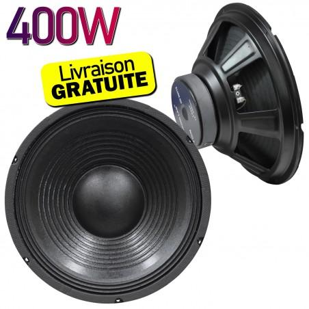 "Speaker 18 ""Soundlab 400W 8 Ohm - Speaker"