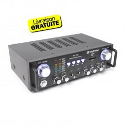 Amplificateur Stereo Karaoke MP3