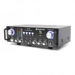 Amplificateur Stereo Karaoke MP3