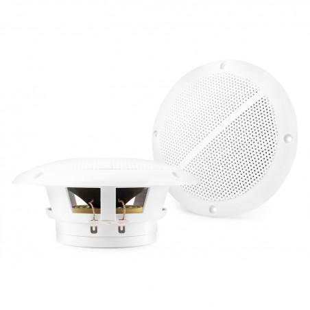 """Set of 2 speakers Marine MSV50 - 5 """"80W IP44 - Resistants water"""
