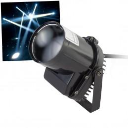 Jeu de lumière à LED Blanc de 5W pour Dj's ou Déco