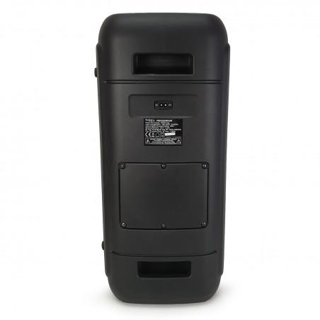 Enceinte active autonome FREESOUND400 - SD/USB/BT - 600W + Télécommande