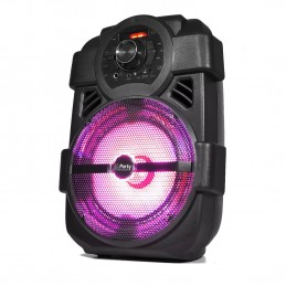 "Enceinte portable 8""/20cm 250W avec USB/BLUETOOTH/FM - Party Light & Sound HANDY250"