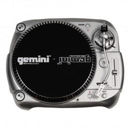 Platine Vinyle GEMINI TT-1100USB - 33/45/78 trs - Entrainement par courroie