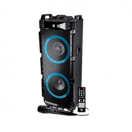 Active speaker SoundMagic 800 - LED - USB / SD + Micro and telecomande