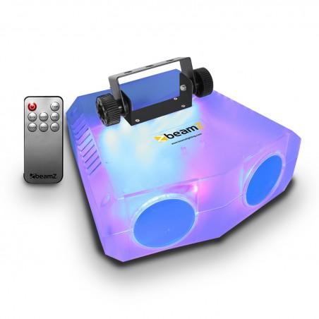 Play of light Transparent DJ Beamz NOMIA 114LED RGBAW