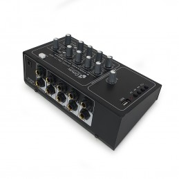 Mini table de mixage Sphynx PM-120-MP3 - 8 canaux + USB/MP3