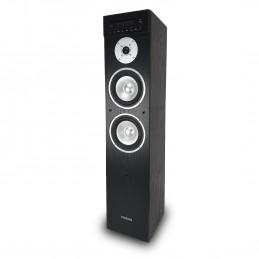 Enceinte colonne centrale amplifiée - 200W - USB/BT/SD/FM + Télécommande