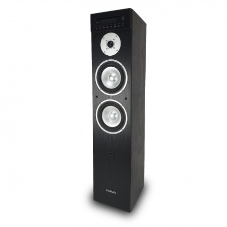 Active speaker central column - 200W - USB / BT / SD / FM + Remote