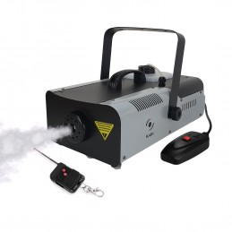 Machine à fumée Flash FLM2000 2000W - Capacité 2L + 2 Télécommandes et étrier de fixation