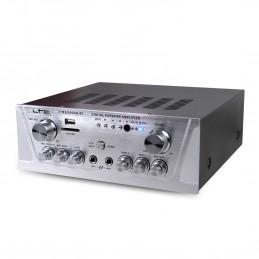 Ampli STEREO Hifi-Karaoké 2x50W ATM2000 USB-BT
