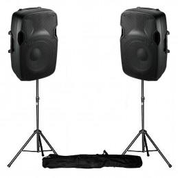 """speaker Dj LIVE ON 15 """"/..."""