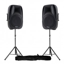 "Active speakers 15 ""/ 38CM..."
