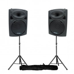 "Powered speakers 15 ""38cm..."