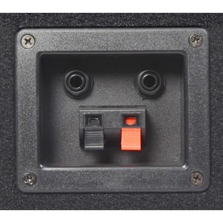 "Enceintes Sono MAX-212 2x1400W passive bass-reflex 3 voies 2x12"""