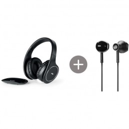 MELICONI Casque OP 20A HP EASY DIGITAL  +  Ecouteurs SPEAK NIGHT BT