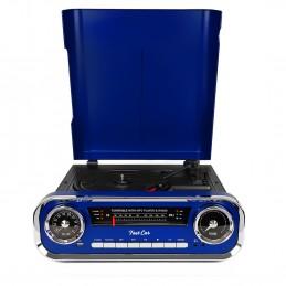 Fast Car Platine vinyles vintage Retro Bluetooth