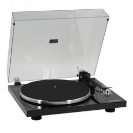 Platine-disques à entrainement par courroie avec encodage USB, transmission Bluetooth et cellule audio Technica