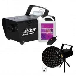 Pack Laser LAS-S130RG +...