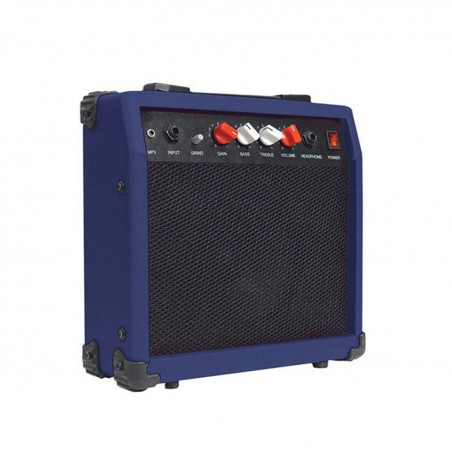 "Amplifier ultra-portable guitar blue 20W / 6.5 ""- 4 Ohms - Johnny Brooks"