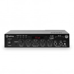 Amplificateur MY KARAOKE 2 X 50W USB/SD/BT/RCA/JACK