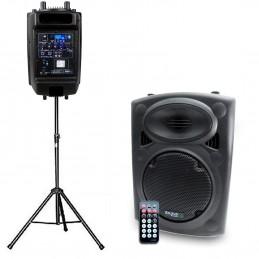 Dj amplified speaker 8...
