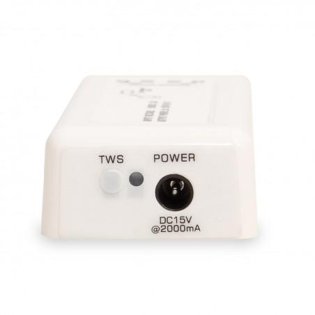 Amplificateur stéréo e-audio Bluetooth 5.0 2 x 15 W