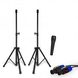Lot Speaker Stands + 2...