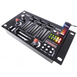 Table de mixage 4 voies 7 entrées DJ21USB-MK2