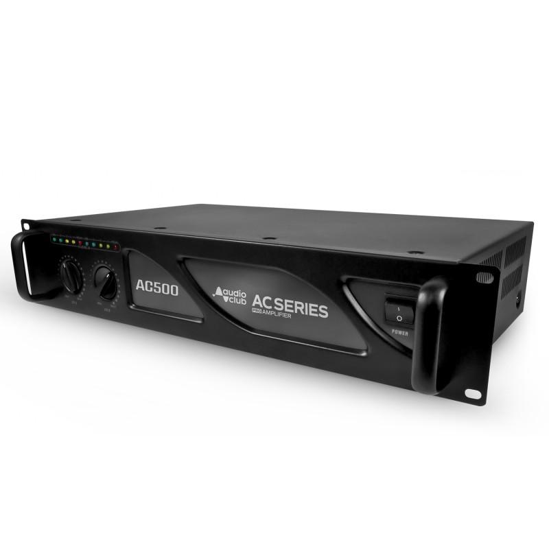 Amplificateur sono 2 x 250W - AC-500 Audio Club