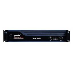 Gemini Ampli XGA 3000 2x200W RMS sous 4 Ohms