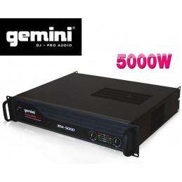 Gemini Ampli Gemini XGA 5000 de 500W IPP