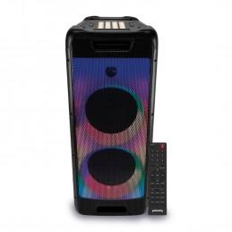 Enceinte Autonome Pickering Djoon88 - Dj PAD 16 effets - LED/BT/USB - 400w - Boomer et Sub + Tel