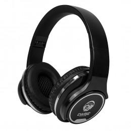 Casque + Enceinte My Deejay TWIST  2 en 1 Pliable Noir Bluetooth / Micro SD /Autonome