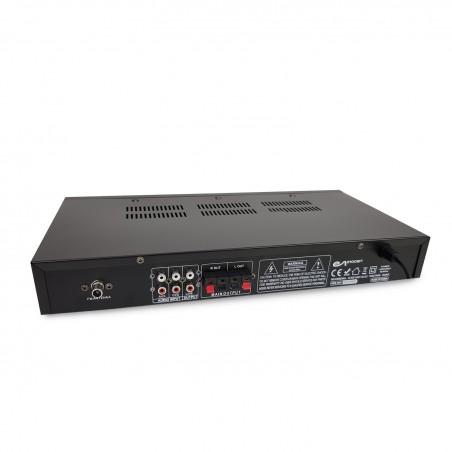 Amplificateur HIFI - Evidence Acoustics EA-2100-BT - STEREO/KARAOKE 2 x 50W - ATM6000BT - USB SD BT FM