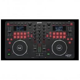 Gemini GMX drive contrôleur multimédia - avec carte son - Fonction autonome + Logiciel Virtual DJ