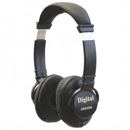 Casque stéréo Hi-FI soundlab de qualité numérique - Prise 3,5 mm