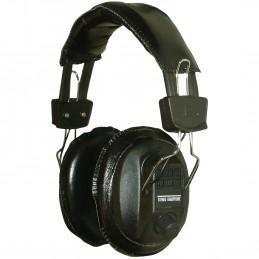 Casque stéréo Hi-FI soundlab de qualité avec coussinets rembourrés - Avec commande de volume