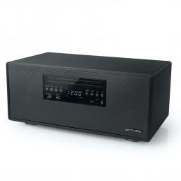 Enceinte bluetooth avec radio FM, CD et port USB - 60W + Télécommande