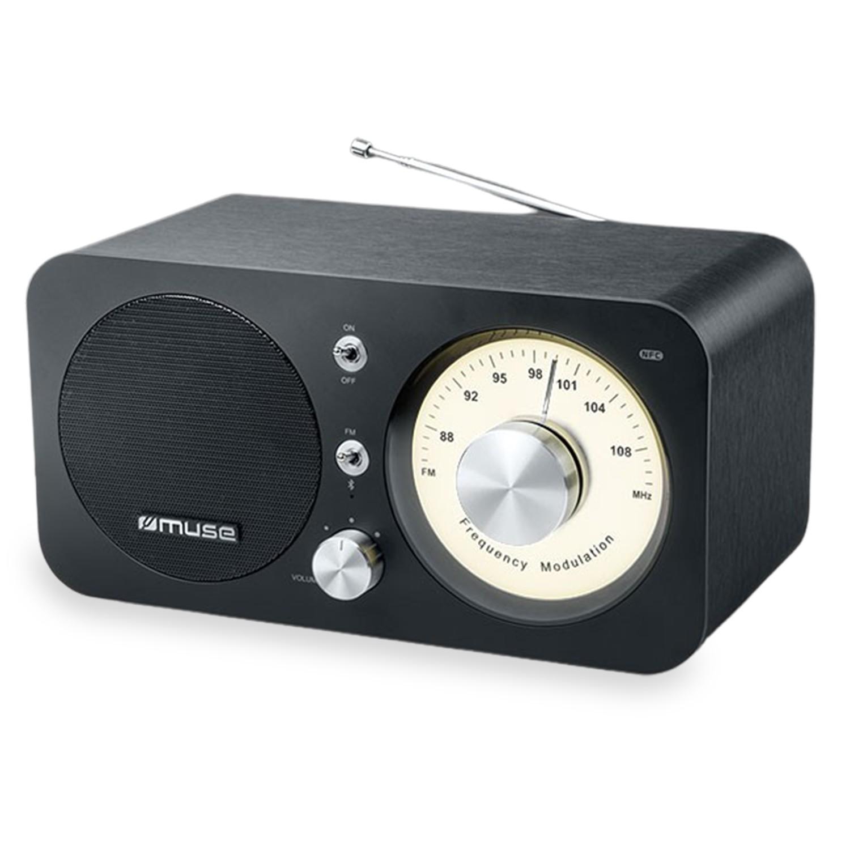 Radio classique bluetooth 5W - BT/AUX/USB