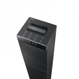 Enceinte Tour bluetooth avec radio PLL et USB + Télécommande - 120W - BT/USB/AUX